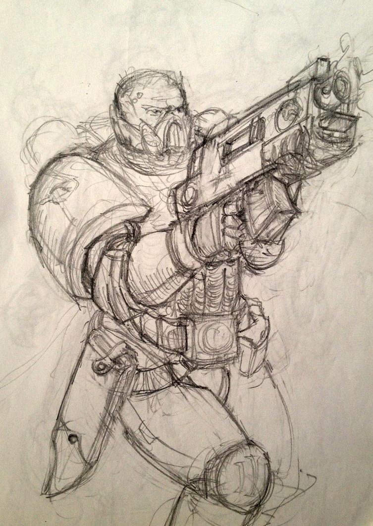 Sketch 1-03 by KidneyShake