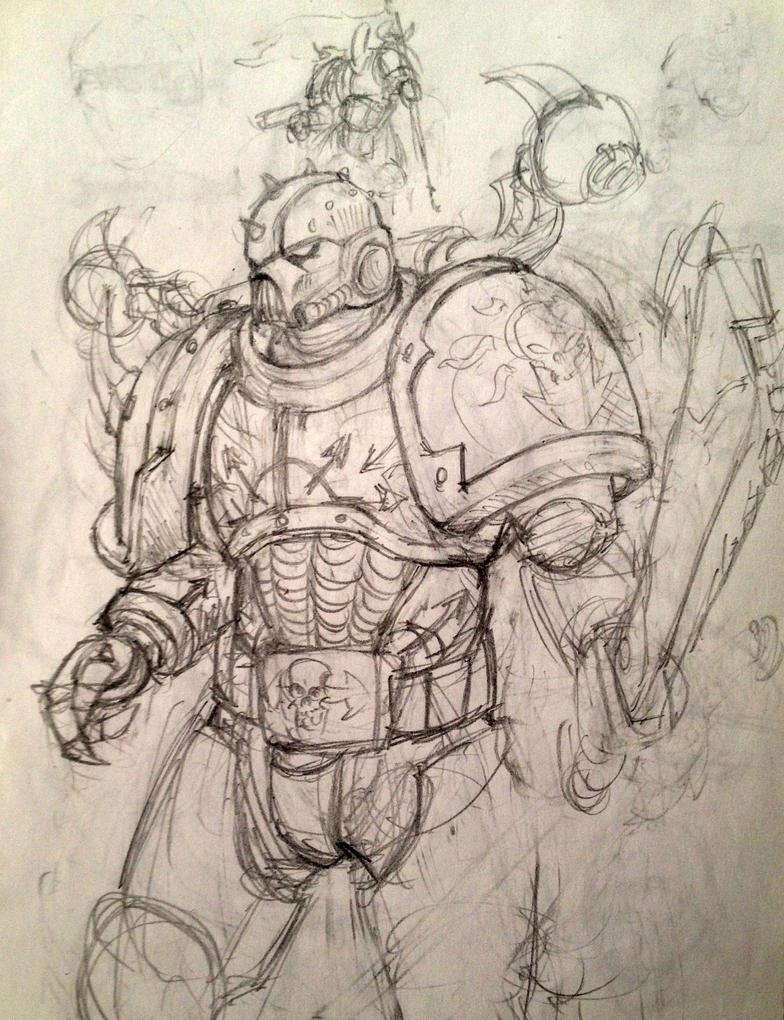Sketch 1-04 by KidneyShake