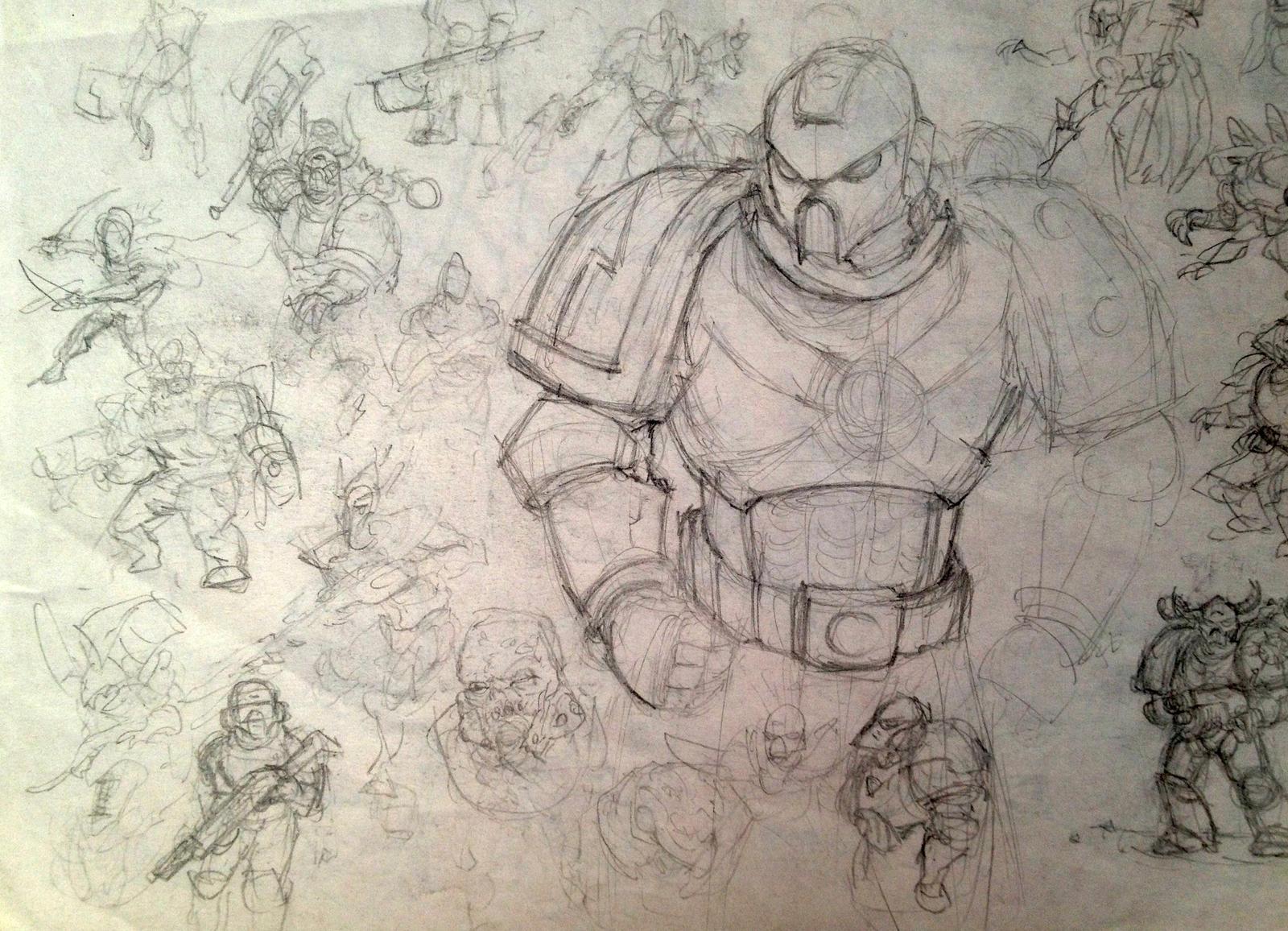 Sketch 1-05 by KidneyShake