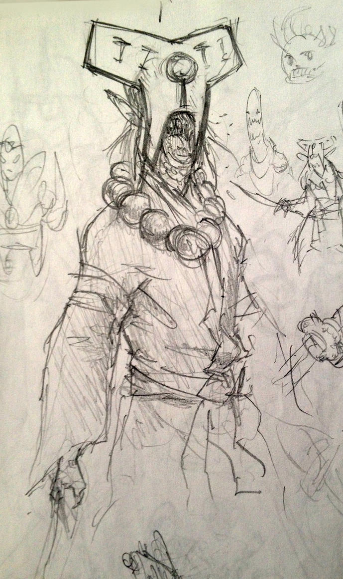 Sketch 1-09 by KidneyShake