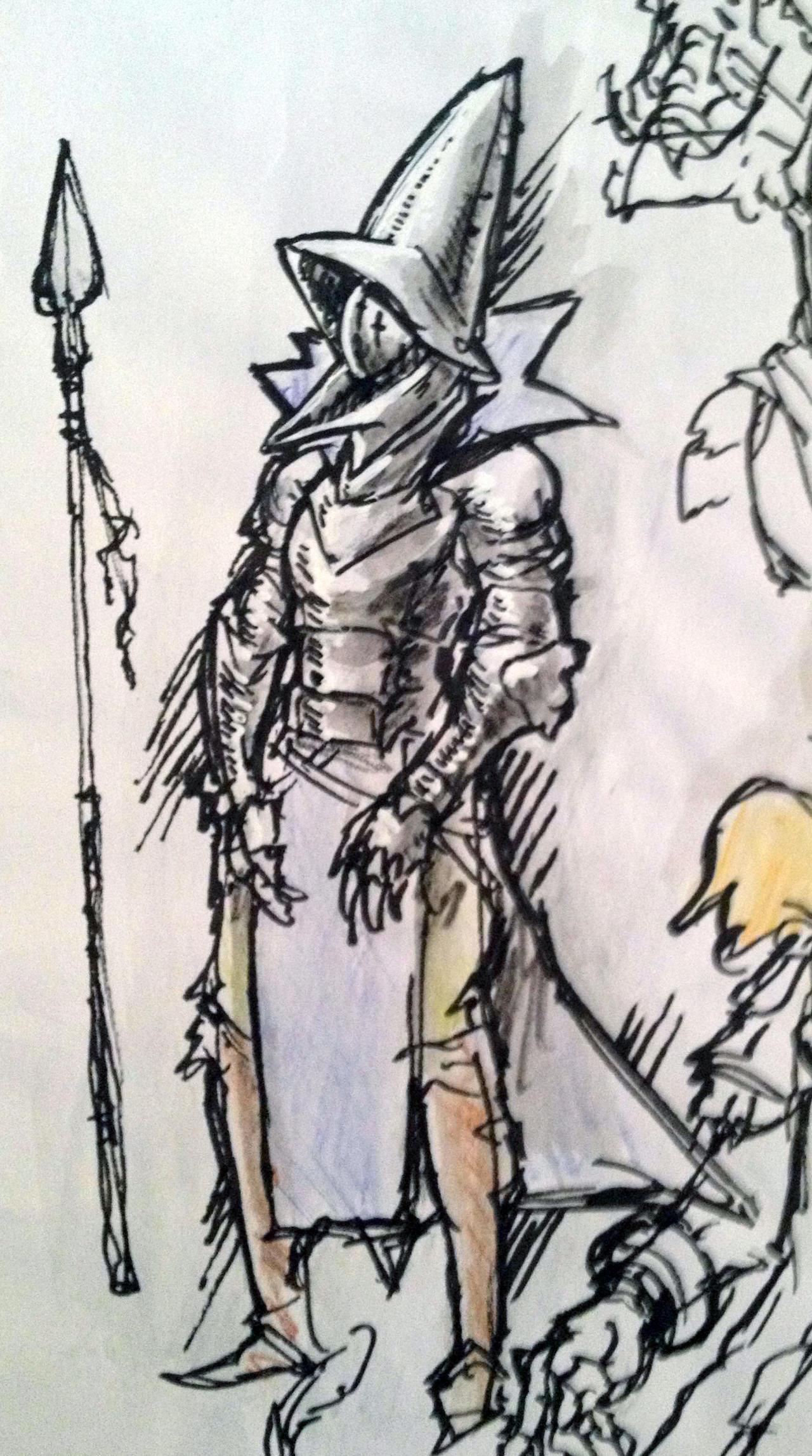 Guardsman by KidneyShake