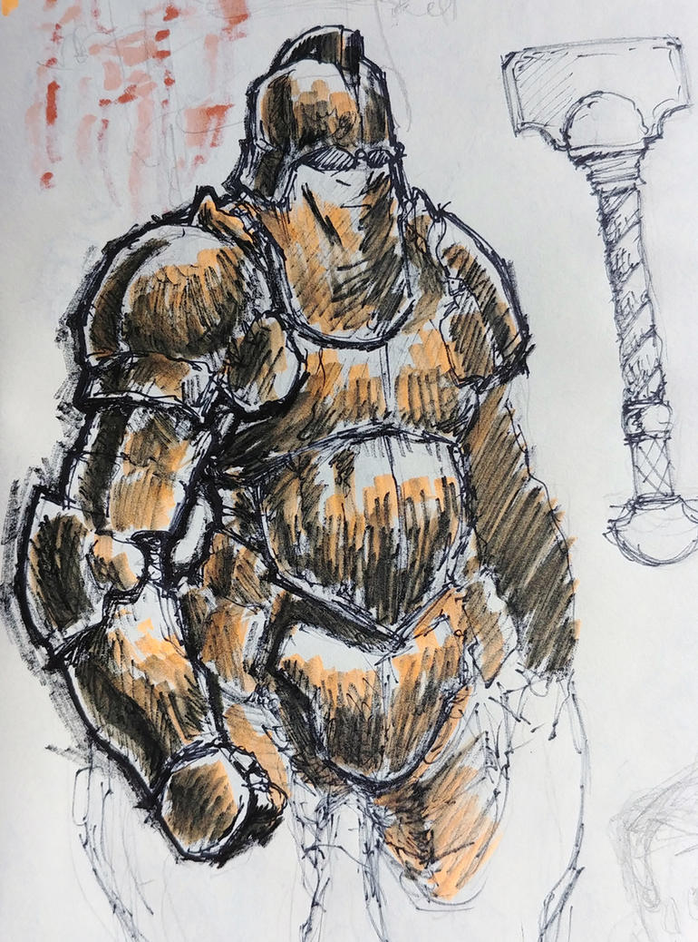 Smithy's Armor by KidneyShake