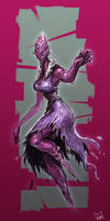 Witch by KidneyShake