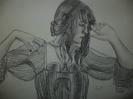 Florence Welch by miresalaj