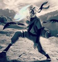 Naruto by miresalaj