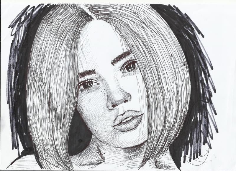 Joanna by miresalaj