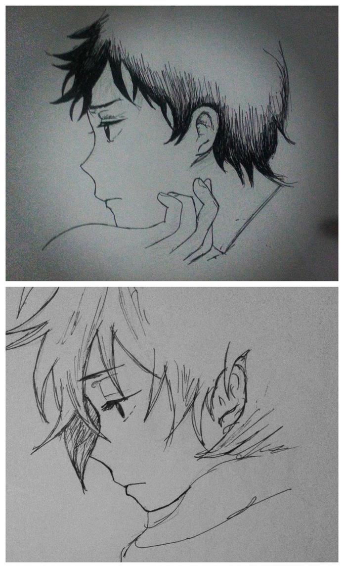 Anime Boys by miresalaj