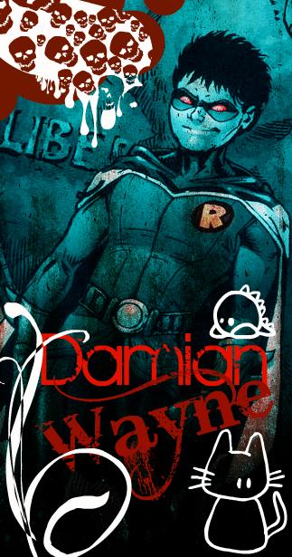 Ask-Damian-Wayne's Profile Picture