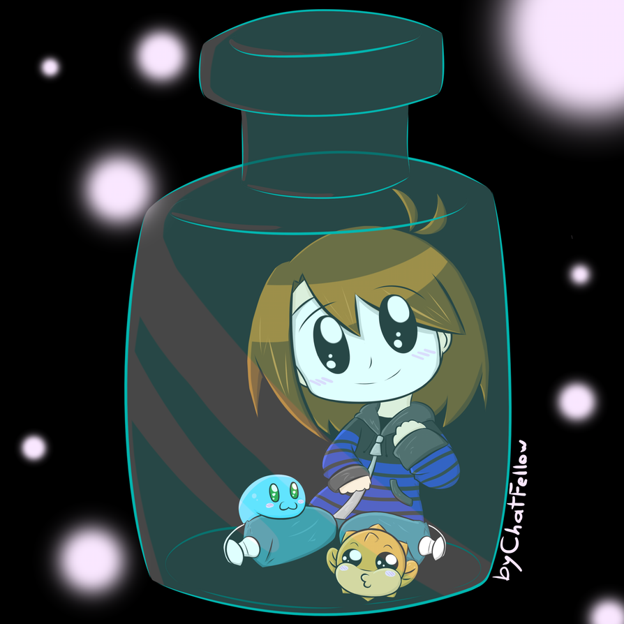 GermanLetsPlay GLP in a bottle by ChatFellow