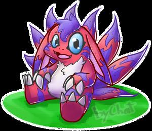 Elecmon Digimon