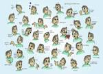 Faces 001C