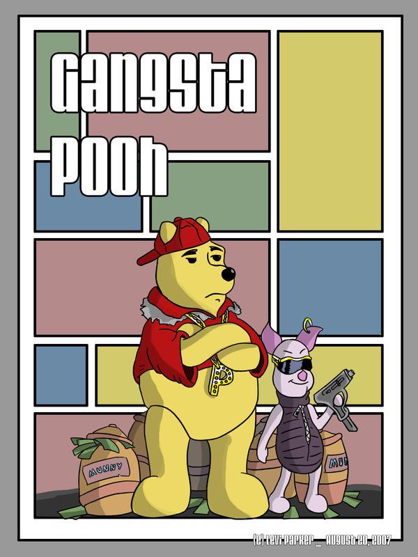 Gangsta Pooh
