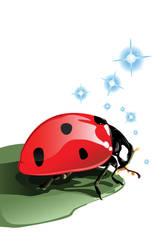 Ladybug Vector by S2pidPants