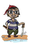 Tony the Windwaker Pirate