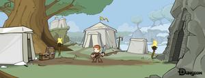 Dungeon: Outpost Artwork