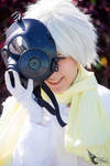 Clear cosplay by Woshii