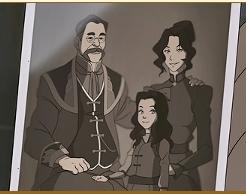 Asami's family by 516tigergirl