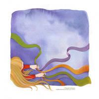 I Touch Colours by arghavan