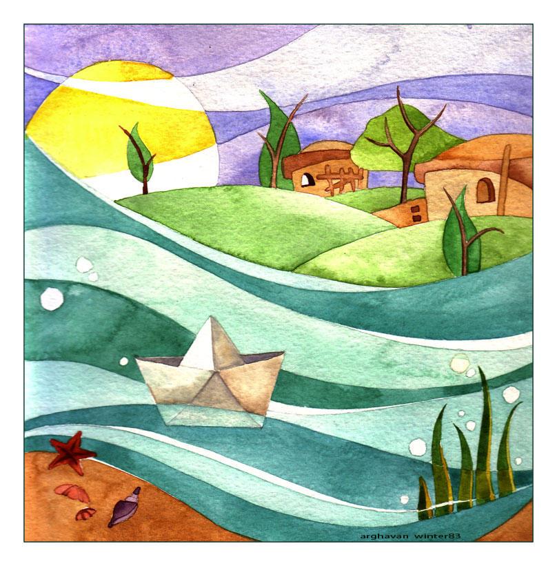 .::I'll make a boat::. by arghavan