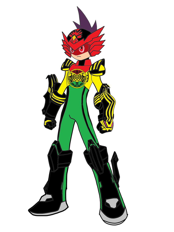 Megaman Starforce OOO Super TaToBa Combo Noise by BleedmanWorld