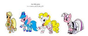 2010 My Little Pony G1 Heartcatch Precure!