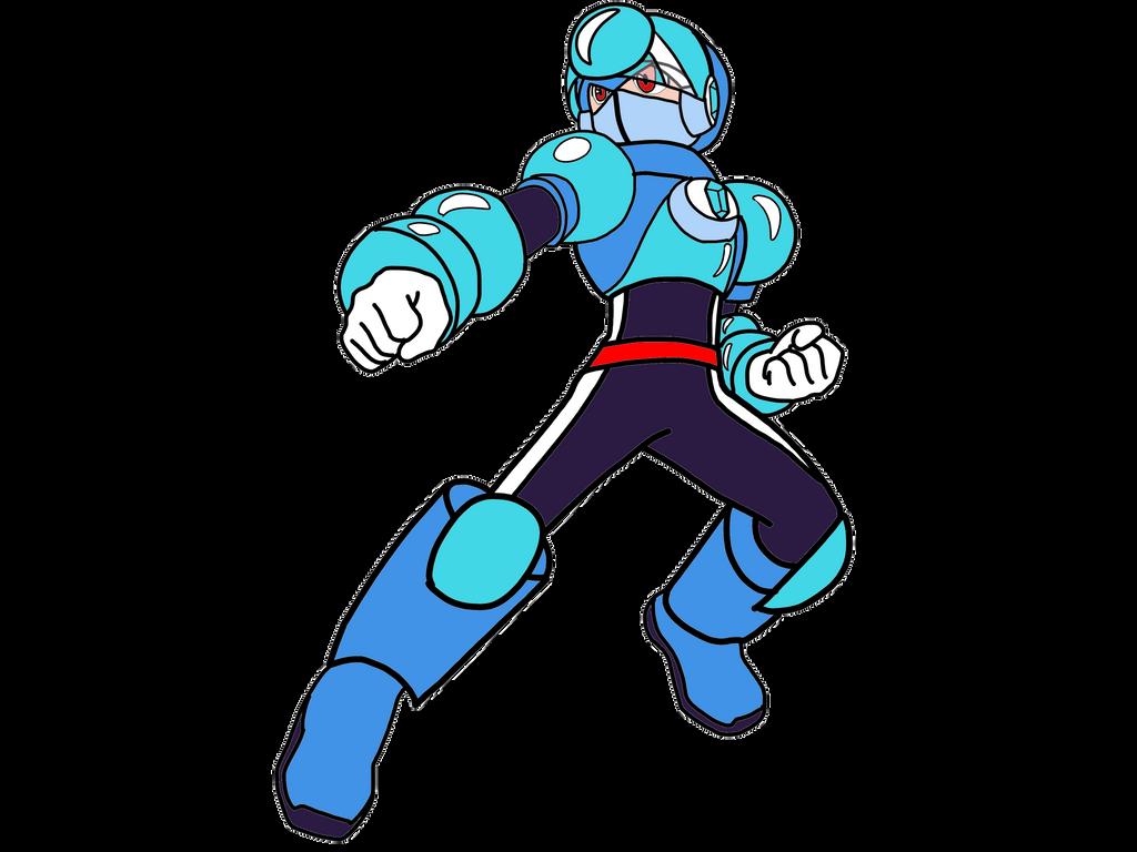 Crystalman Megaman