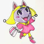 Animal Crossing x Yume no Crayon Oukoku