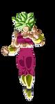 Kefla Legendary Super Saiyan (Berserk)