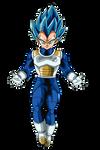Royal Blue Vegeta