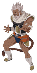 Paragus (Dragon Ball Super Broly Movie) by lssj2