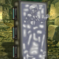 Rukia's Carbonite Conundrum! by SoleSwallower