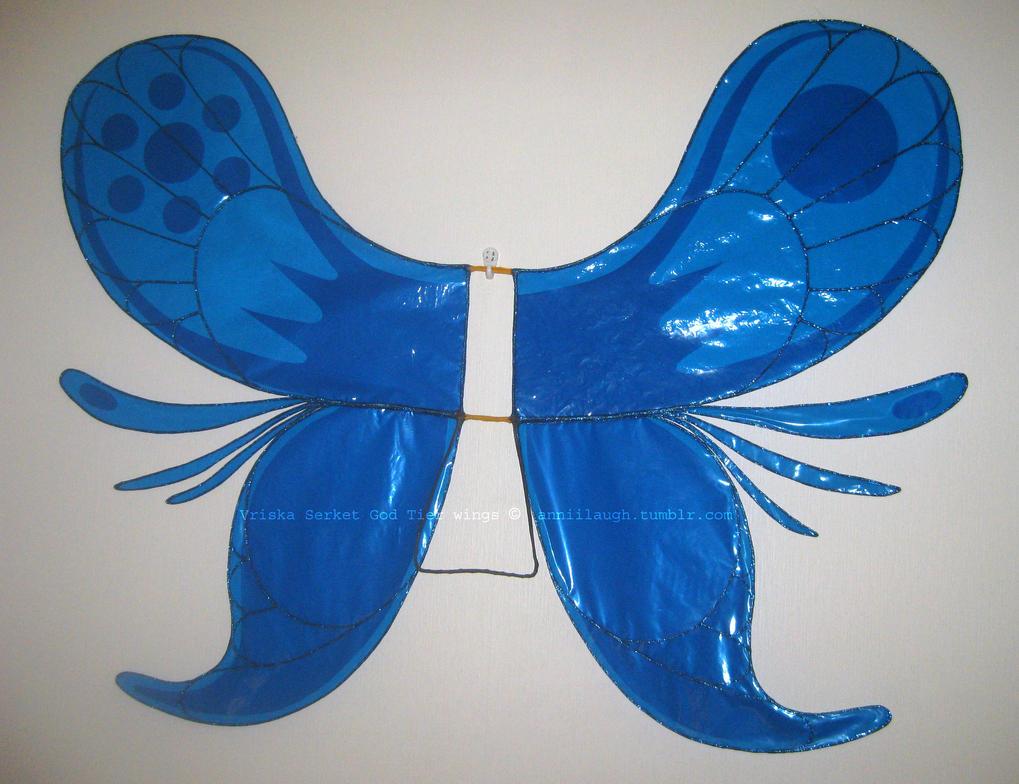 Vriska Serket God Tier wings by Anniina85 on DeviantArt