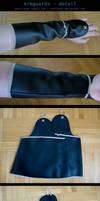 Arm Guards - detail