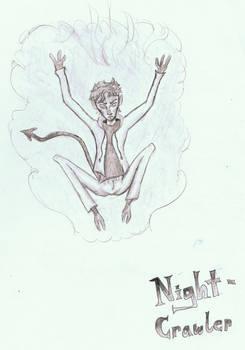 Nightcrawler X-men fanart