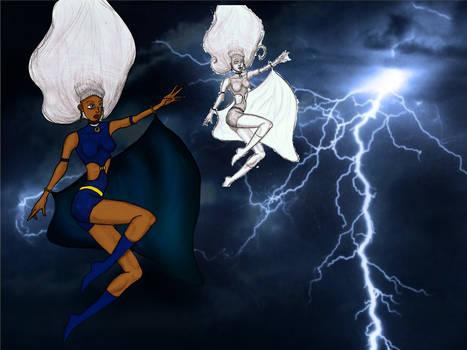 New storm vs. old storm comparison