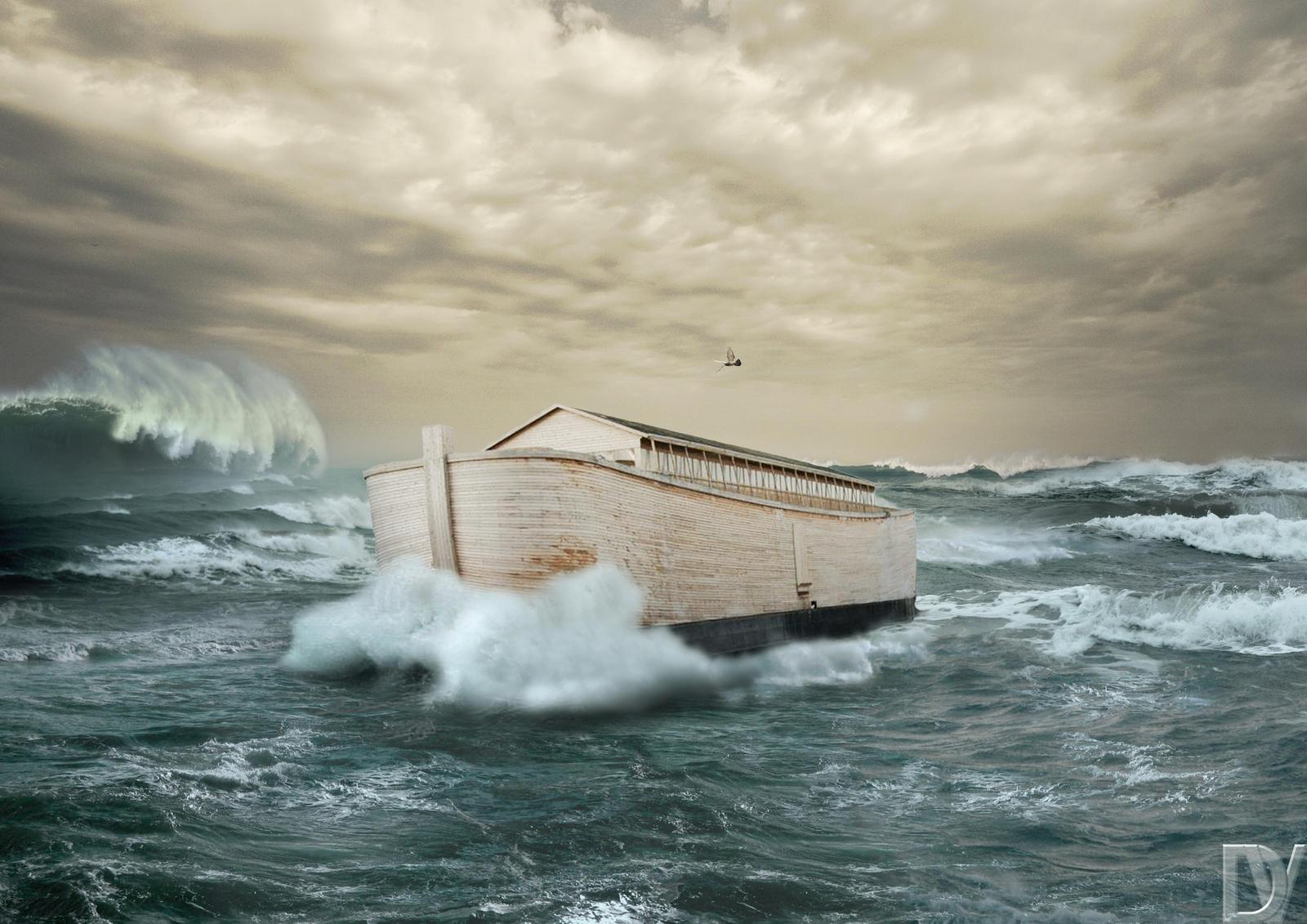 The Ark of Noah by DiederikV on DeviantArt