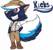 Kicks by BunnybeIIe