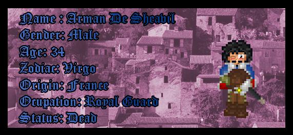 E5E Arman De Sheavil by ErDjay