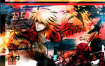 Street Fighter Tribute- Ken Masters by The-Longfall-of-1979