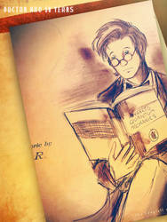 Advanced Quantum Mechanics - #SaveTheDay Sketches by The-Longfall-of-1979