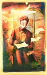 A Strange, Dear man - [Doctor Who]