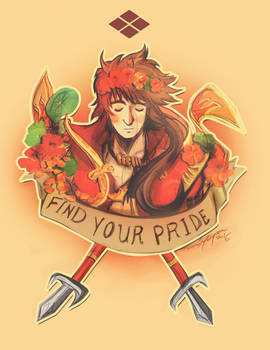 Find Your Pride - [Sanada Yukimura Den]