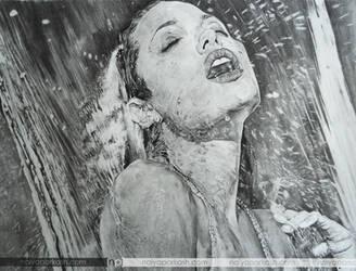 'Angelina Jolie' by ParkashN
