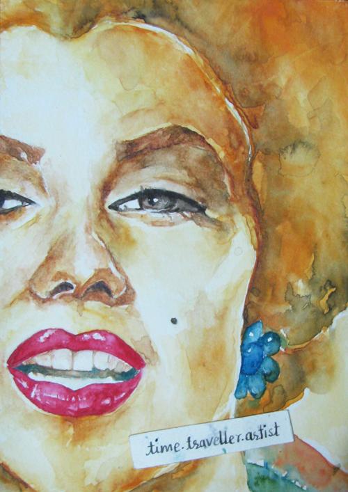 Fashion Icon - Marilyn Monroe by ParkashN