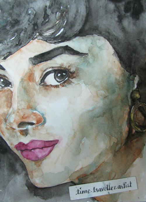 Fashion Icon - Audrey Hepburn by ParkashN