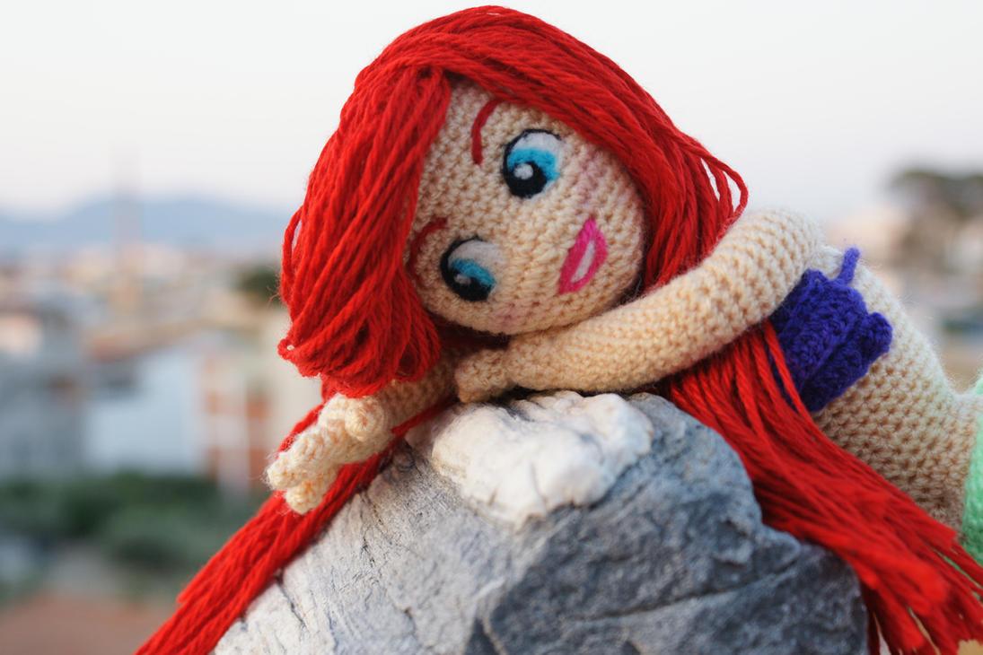 Ariel (The Little Mermaid) by SSelphieSS on DeviantArt