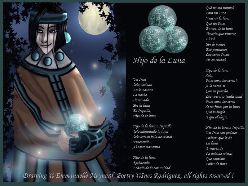 Collab: Hijo de la luna by Anouchka2
