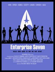 Enterprise Seven by AWESwanky