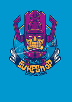 Radd's Surf Shop