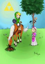 Fanart Legend of Zelda